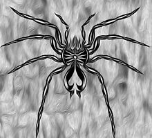Black Widow by Gregory Dyer