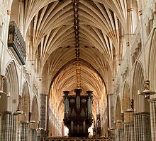 Exeter Cathedral by Imager