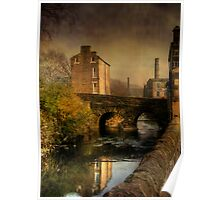 Old Mills Poster