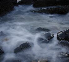 East Wynyard Rocks by Zac  Hookway