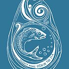 Plenty More Fish in the Sea by Compassionate Tees