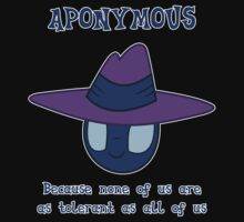 Aponymous #1 by teiptr