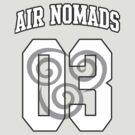 Air Nomads Jersey #03 by iamthevale