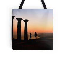 Historical Romance Tote Bag