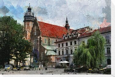 Krakow, Poland by bogfl