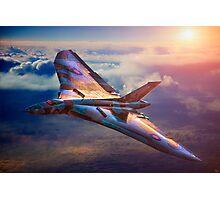 The Vulcan Photographic Print