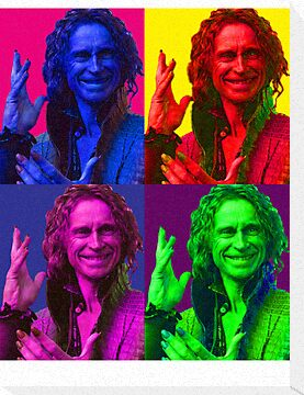 Rumpelstiltskin Pop-Art by RaveMaster