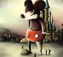 Mickey's kingdom by Jacques Marcotte