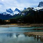 3 Sisters in Alberta by Yukondick