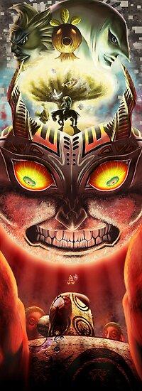 Majora's Mask by Brian Scheid