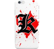 Kira iPhone Case/Skin