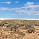 Lake Eyre 2011 by HelenThorley