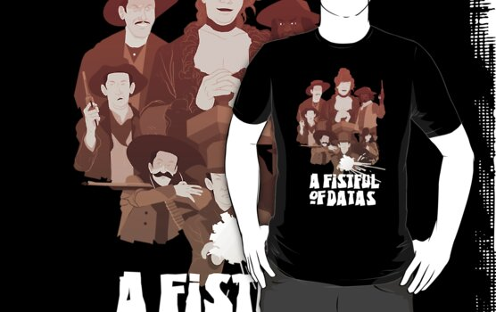 A Fistful of Datas by Brian J. Smith (Dangerous Days)