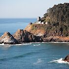 Lighthouse Repair by Annie Underwood