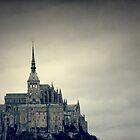 Le mont Saint-Michel by MickP