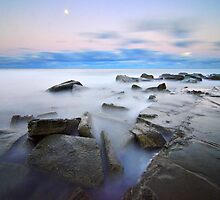 Moonlight - Forresters Beach by Jacob Jackson