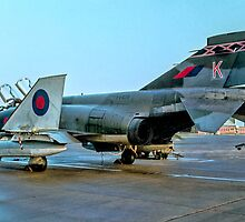 McDonnell F-4M Phantom FGR.2 XV429/K by Colin Smedley