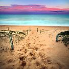 Beach Walk - Shelly Beach by Jacob Jackson