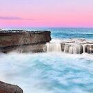 Sunset - Avoca Beach by Jacob Jackson