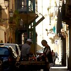 Street Vendor by CiaoBella