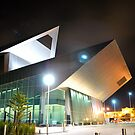 Albany Entertainment Centre by Richard Owen