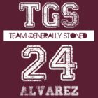 TGS S Alvarez (white) by excasperated