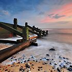 Cromer Sunrise by Steve Carter