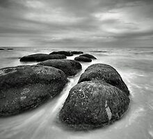 Hunstanton Rocks by Steve Carter