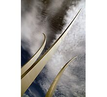 Into The Clouds Photographic Print