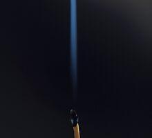 Smoke Trail by Simon Pattinson