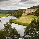 Chatsworth House by David Lewins LRPS