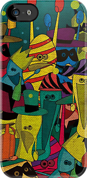 carnival by pintoluis