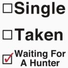 Waiting for a Hunter by Jessica Becker