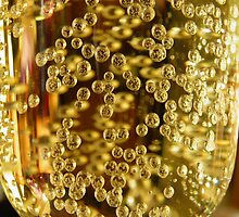 Glass of Bubbly by Paul Leslie