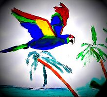 FLIGHT OF THE MACAW by Semmaster