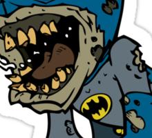 Super Zombie Batman Sticker