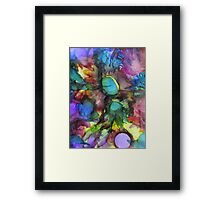Abstract 1091 Framed Print