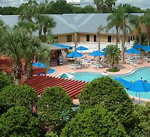 Hotel in Lake Buena vista  by jhonstruass