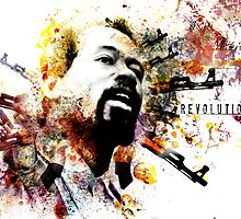 Eldridge Cleaver by CodyNorris