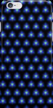 Starfield Nine - iPhone/iPod Case by Bryan Freeman