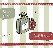 Smelly Christmas by Laura Jane West