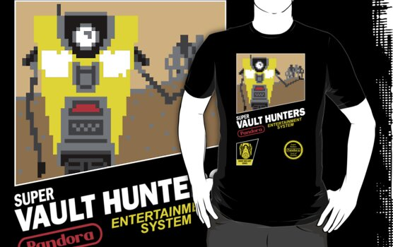 Super Vault Hunters by Adho1982