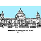 Belfast City Hall by Jem Wright