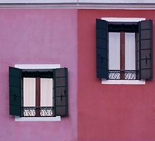 Facade of Burano by MickP