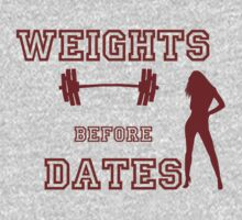 Weights before Dates by bigredbubbles6