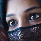 In the eyes by Samir Ray