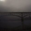 tennessee fog...and the bridge by aspectsoftmk