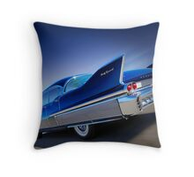 Wild Blue Yonder Throw Pillow