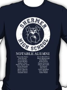 Shermer High School Alumni T-Shirt
