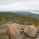 View From Cadillac Mountain by KAREN SCHMIDT